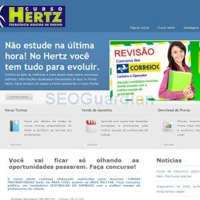 Curso Hertz