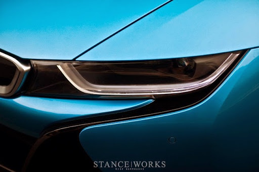 BMW i8 Protonic Blue: Đẹp ngỡ ngàng 7