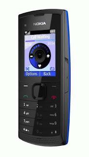 Nokia X1-00 Low priced Music Phone pics