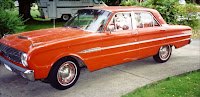The 1963 Falcon Futura