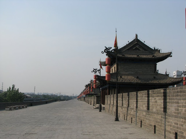 Ancient City Wall of Xi'an