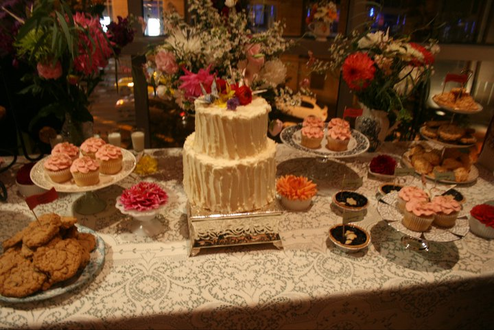 Cake me pretty the innovative dessert bar the victorian style junglespirit Choice Image