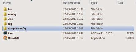 folder konfigurasi openvpn