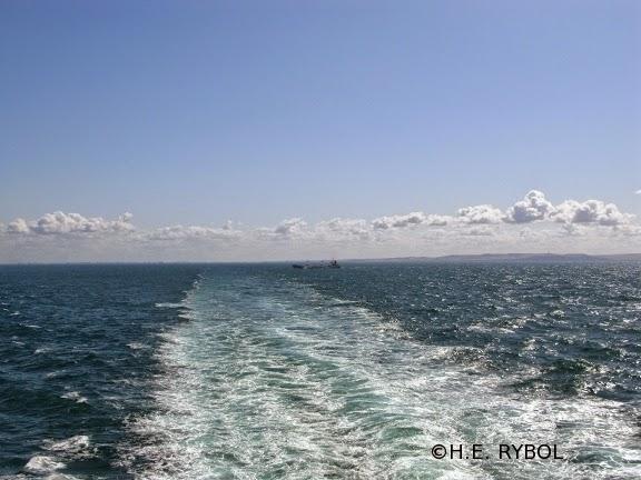 Calais to Dover. Take a trip!