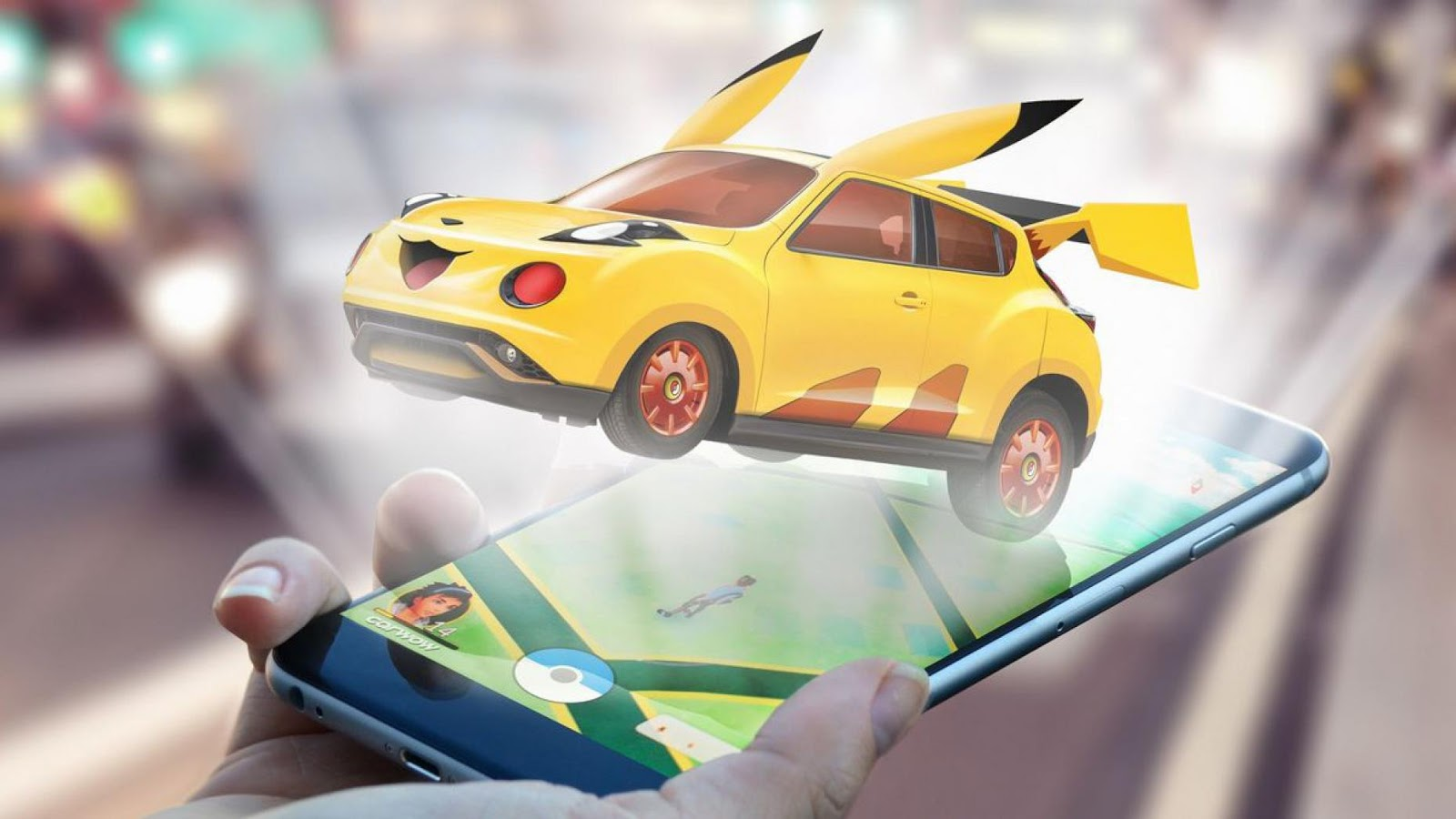 Pokémon Go đang có nhiều tác động đến cuộc sống con người