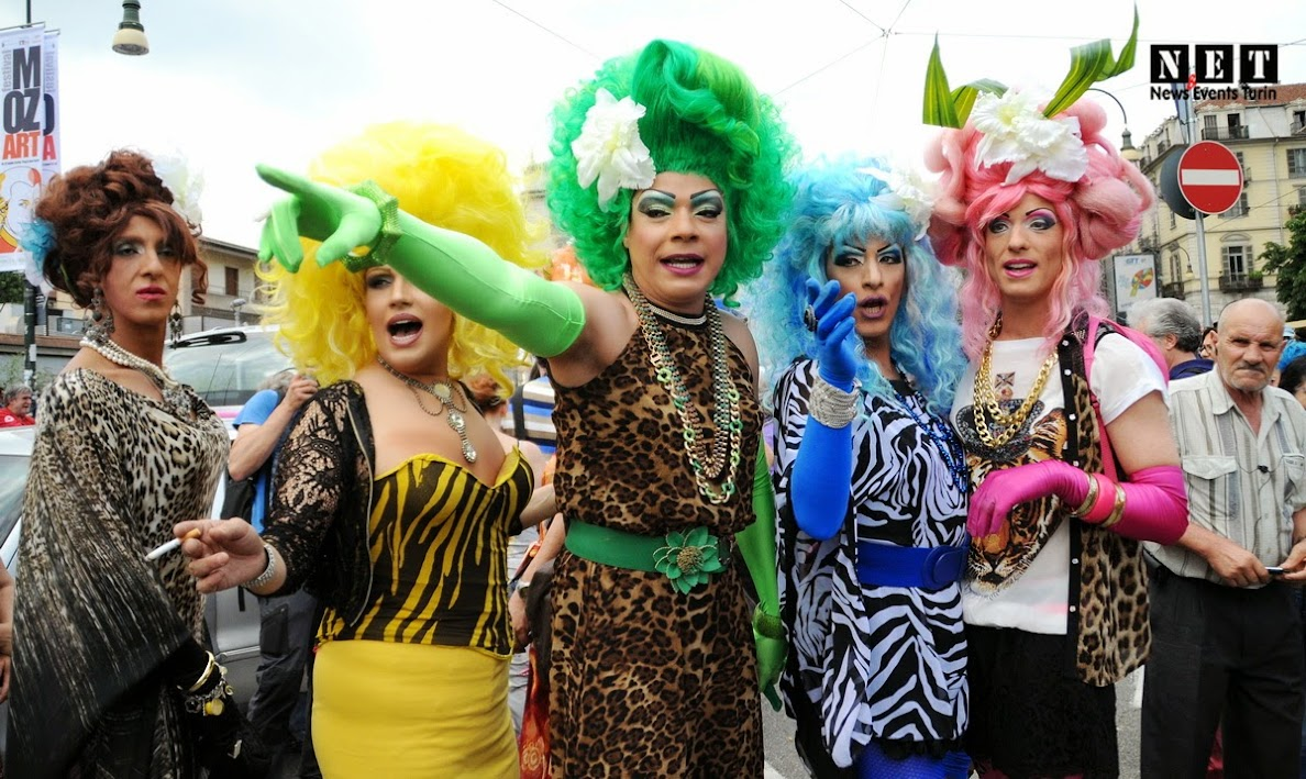 Gay Pride torino gruppo trans LGBT