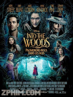 Khu Rừng Cổ Tích - Into the Woods (2014) Poster