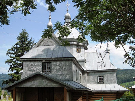 Church of Miracle by St. Michael the Archangel Dora village