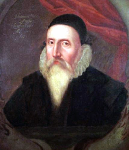 Dr John Dee And The Court Of Queen Elizabeth