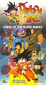 Bảy Viên Ngọc Rồng Đặc Biệt 1 (truyền Thuyết Rồng Thiêng) - Dragon Ball Special 1 (curse Of The Blood Rubies) poster
