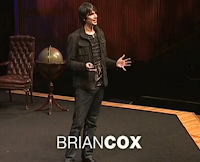 【TED】Brian Cox:如何发现上帝粒子