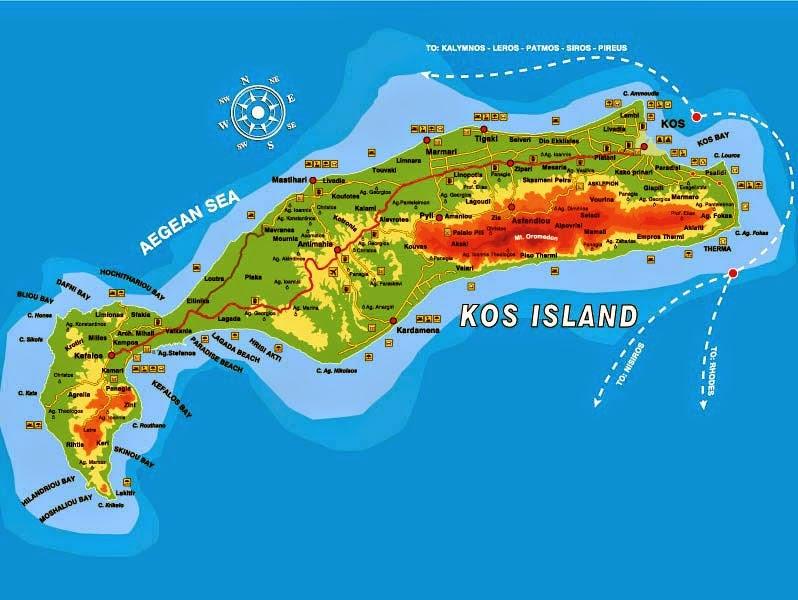 Forum onekite afficher le sujet gr ce kos kalymnos - Maison de vacances iles turques worth ...
