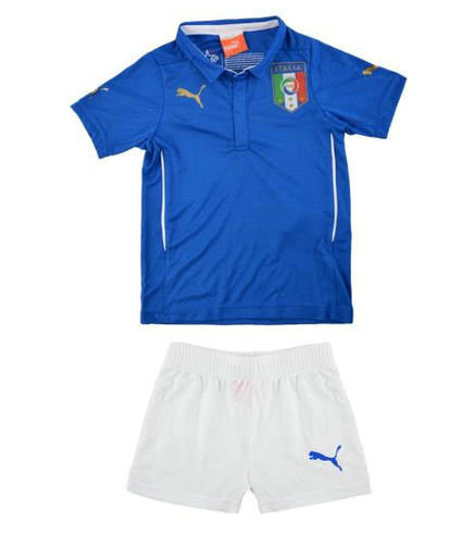 Jual Jersey Bola Anak Italia Home Terbaru 2014