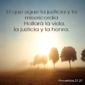 Proverbios 21.21