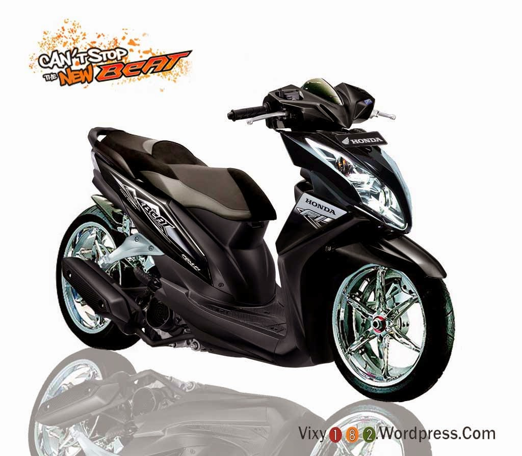 Honda Beat F1 Cw Modifikasi