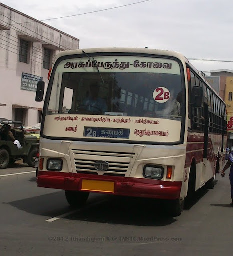 Tamil Nadu Buses - Photos & Discussion - Page 712