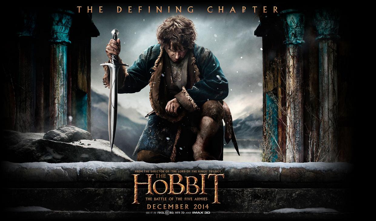 Χόμπιτ: Η Μάχη των Πέντε Στρατών - The Hobbit: The Battle of the Five Armies Wallpaper