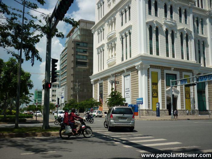 Căn hộ Petroland Tower Phú Mỹ Hưng Quận 7