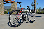 Wilier Triestina Zero.7 Red eTap Complete Bike at twohubs.com
