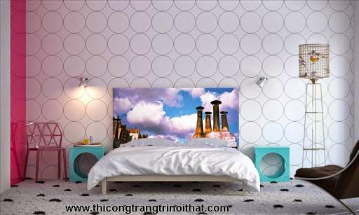 Mẫu Phòng Ngủ Đẹp Từ Công Ty NOYO - <strong><em>Thi công trang trí nội thất</em></strong>-4