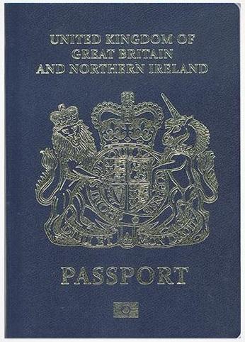 UK passport holders