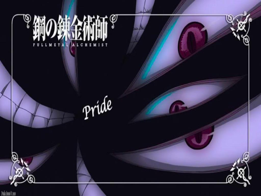 Image Gallery of Fullmetal Alchemist Pride True Form