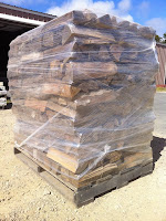 Palletized Firewood