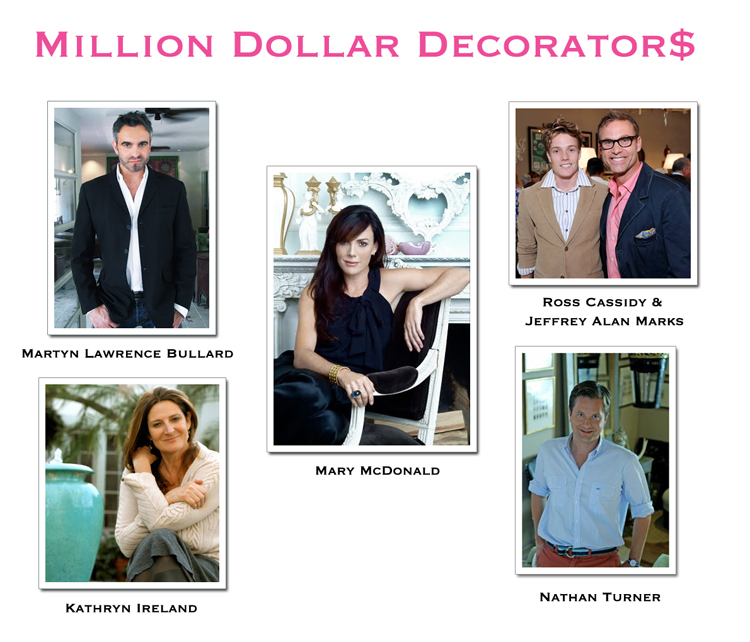 million dollar decorators - Million Dollar Decorators