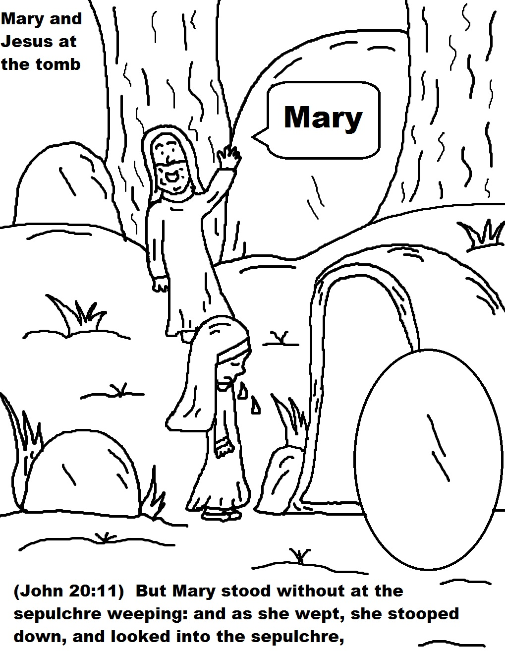 resurrection eggs story coloring pages - photo#6