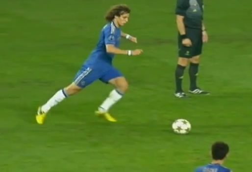 David Luiz, FC Nordsjaelland - Chelsea