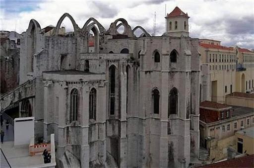 Церковь Ду Карму Лиссабон фото