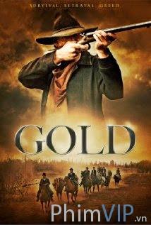 Cuộc Săn Tìm Vàng - Gold poster