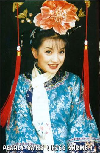 """1999: Dạ hội Tết Nguyên Tiêu. Triệu Vy hát """"Ngũ Ca thả dê"""""""
