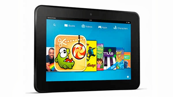 Kindle Fire HD 8,9