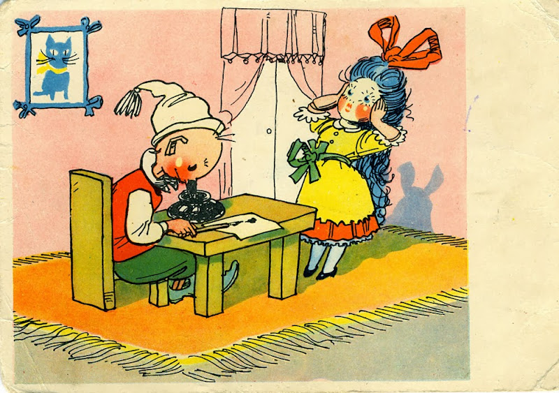 В. коневский открытки