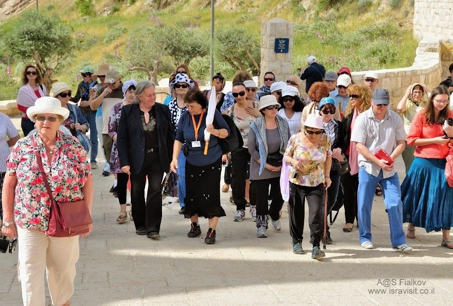Кедронская долина. Геенна огненная. Экскурсия по Иерусалиму. Гид в Иерусалиме Светлана Фиалкова.