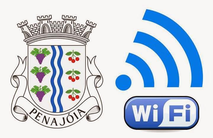 A Junta de Freguesia de Penajóia disponibiliza acesso gratuito a internet sem fios