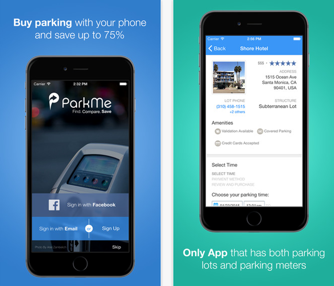 ParkMe App (11 Best Apps to Make Life Easier Living in LA).