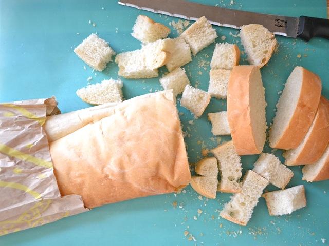 Cube Bread