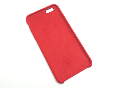 iPhone 6 Plus Apple純正シリコンケース レビュー