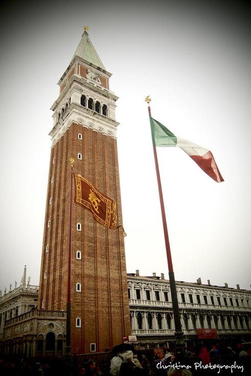 聖馬可鐘樓Piazza San Marco