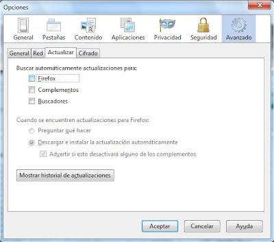 Instalar Mozilla Firefox 3.6