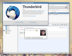 Thunderbird 5 beta 1