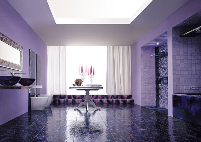 Living Room Violet Color fresh home design | fresh home design ideas: beautiful inspirations
