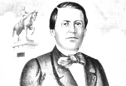 Ignacio Zaragoza para colorear
