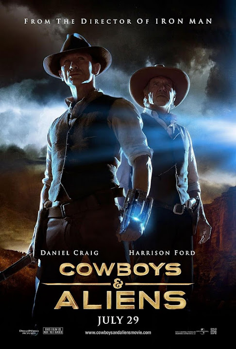 Cowboys & Aliens (2011) DvdRip MultiHost Castellano DF-LB-FS-NL-RYU