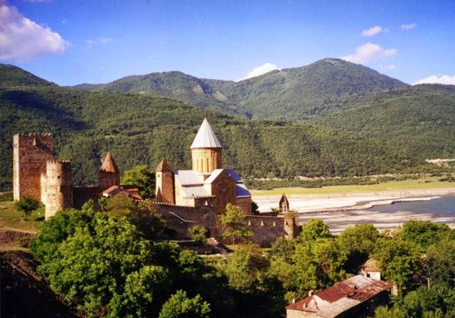 Путешественнику о Грузии
