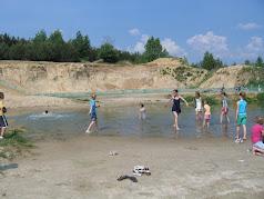 Szumów - Kopalnia piachu