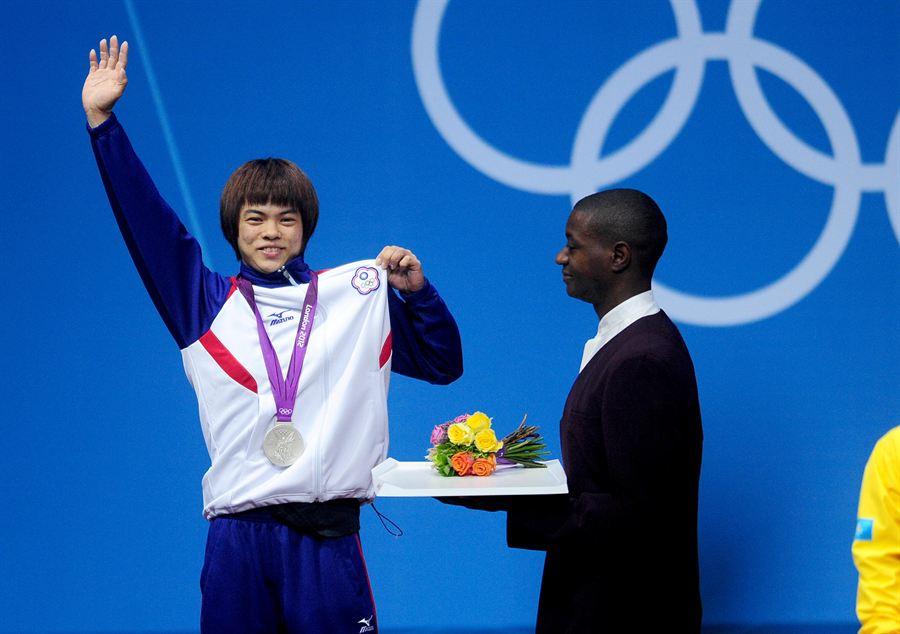 倫敦奧運-2016/11國際奧會重啟藥檢,許淑淨正式遞補為台灣奧運史上第4面金牌!