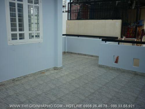 Bán nhà Hoàng Hoa Thám , Quận Phú Nhuận giá 2, 15 tỷ - NT26